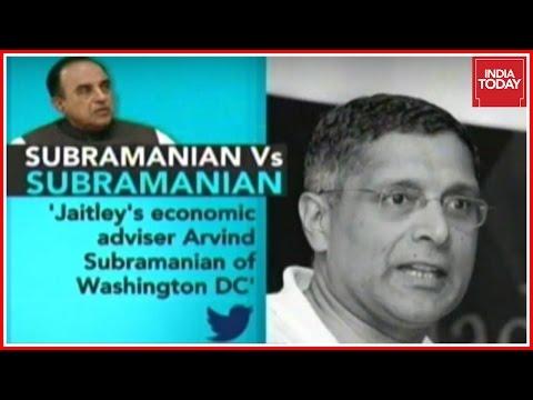 Digvijay Singh Says Real Target Arun Jaitley Not Arvind Subramanian