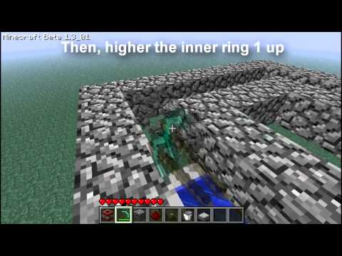 Download Lagu Minecraft - How to make an automated 360 TNT Cannon (Tutorial by ItsJerryAndHarry) MP3 Free