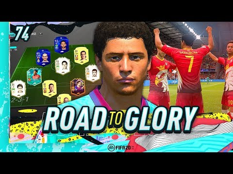 FIFA 20 ROAD TO GLORY #74 - THIS IS AWESOME!!