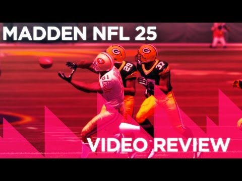 Madden NFL 25 - Review