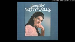 Watch Kitty Wells Just For What I Am video