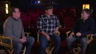 A Christmas Eve Conversation With Quentin Tarantino & Paul Thomas Anderson