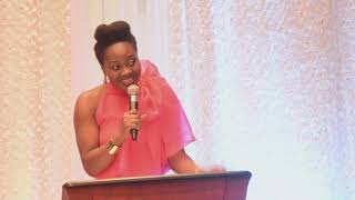 How to be Successful  When you Move Abroad - Adeola Fayehun At NIDOA Calgary, Canada