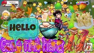 Game nhà hàng vui vẻ   Kids Game Cartoon TV