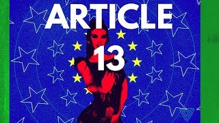 ARTICLE 13 with Harriet Parker