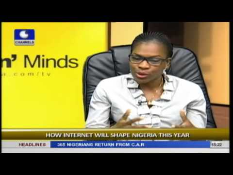 The Internet In Nigeria Will Be Even Greater in 2014 -- Johnson. PT2