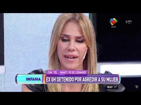 La ex de Leonardi: Tengo miedo que Diego se enoje si hablo