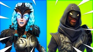 TOP 10 BEST SKINS In FORTNITE SEASON 5 (Fortnite BEST Skins)