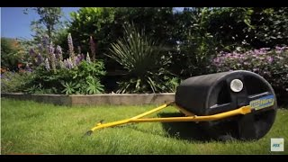 How To Use A Garden Roller  Hss Hire
