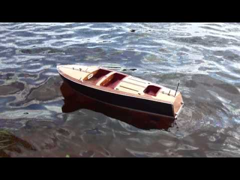 Rc Wood Boat Plans Easy To Make Wood Crafts