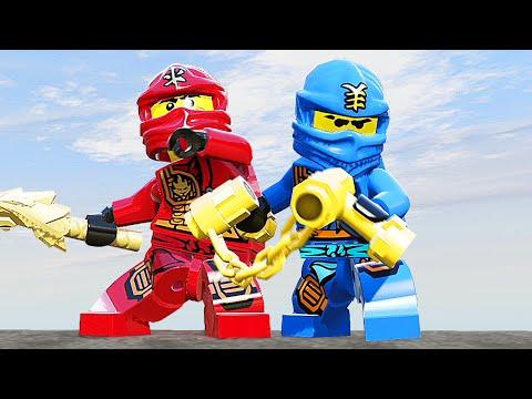 Все Ninjago Персонажи - LEGO Dimensions