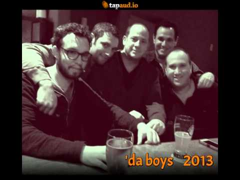 da boys mashed with a Robin Williams movie quote