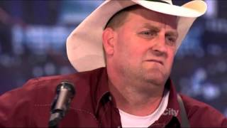 America's Got Talent 2013  Week 1 Auditions - Marty Brown