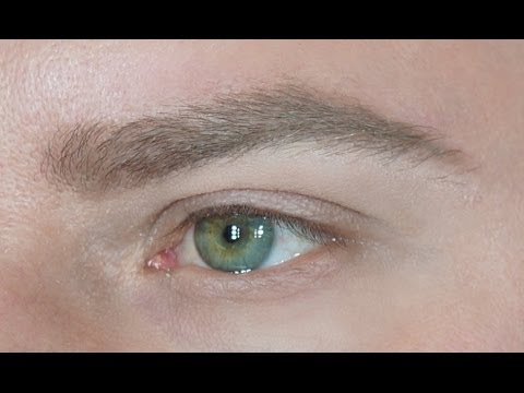 NATURAL EYEBROW ROUTINE FOR BEAUTIFUL LOOKING BROWS - CARA DELEVINGNE
