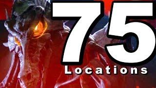 Super Smash Bros Ultimate: 75 Stage Ideas
