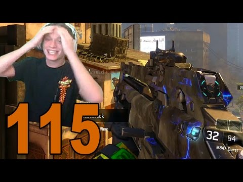 Black Ops 3 GameBattles - Part 115 - Brock Goes Off! (BO3 Live Competitive)