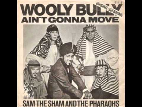 Sam The Sham & The Pharaohs Woolly Bully