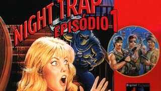 Night Trap Episódio 1 - HRQ vs. FMV