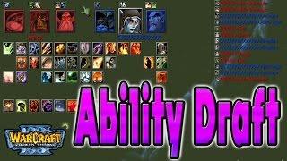 Warcraft 3 - WTii vs Sexytime #9 Ability Draft #2 (1v1 #82)