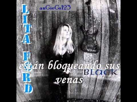 Lita Ford - Hammerhead