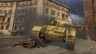 ◀World of Tanks - Hat Trick