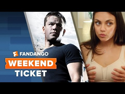 Jason Bourne, Bad Moms, Nerve | Weekend Ticket