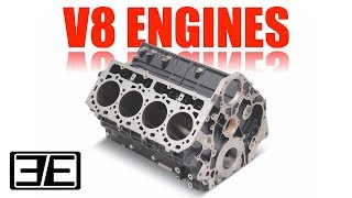 How V8 Engines Work - A Simple Explanation