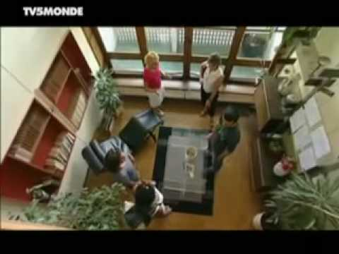 le corbusier unit d 39 habitation marseille pt 1 youtube. Black Bedroom Furniture Sets. Home Design Ideas