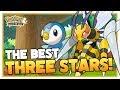 POKEMON MASTERS | The Best Three Stars Of Every Type!
