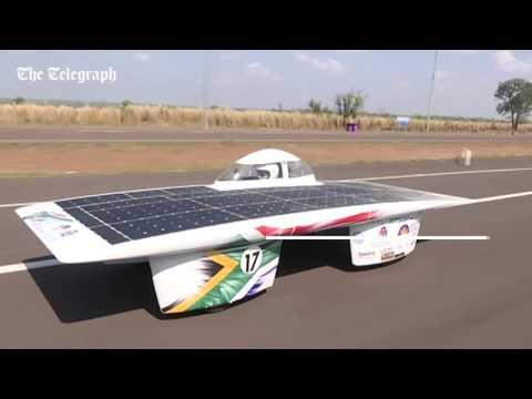 World Solar Challenge 2015 begins in Darwin, Australia