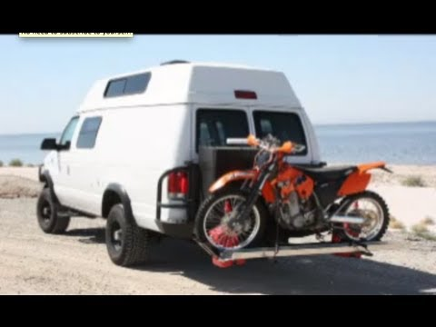 Off-Road Camper Van Build - Project Motovan