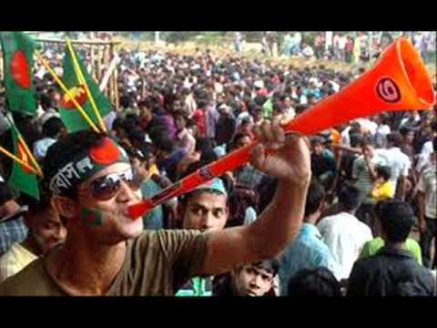 Bangladesh Cricket Theme Song SAGOTOM BANGLADESH for World Cup...
