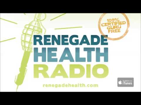 Renegade Health Radio: 40 The Natural Solution to High Blood Pressure