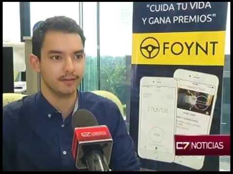 Estudiantes del TEC de Monterrey desarrollan app FOYNT