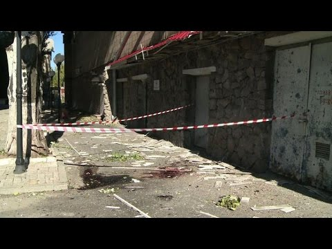 Swiss Red Cross worker killed in Ukraine's Donetsk