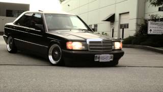 My Mercedes Benz 190e