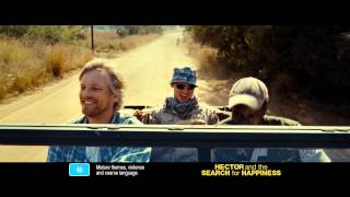 Hector and the Search for Happiness 15 sec TVC