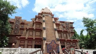 Adventures Around The World Showcase At Disney! | Taking A Closer Look At The Mexico Pavilion