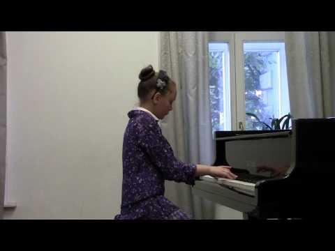 Бах Иоганн Себастьян - BWV 961 - Фугетта (до минор)