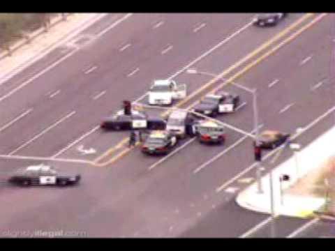 California Chp Car Chase Redux video