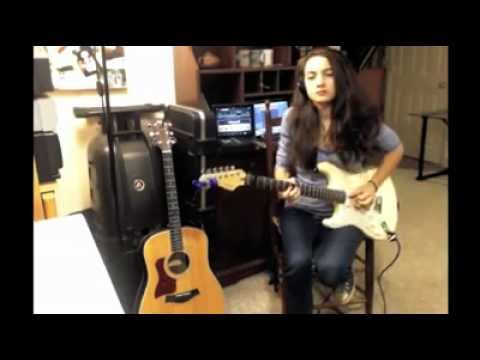 Kelly Rosenthal - JamUp Pro XT - See You Lose (guitar solo)