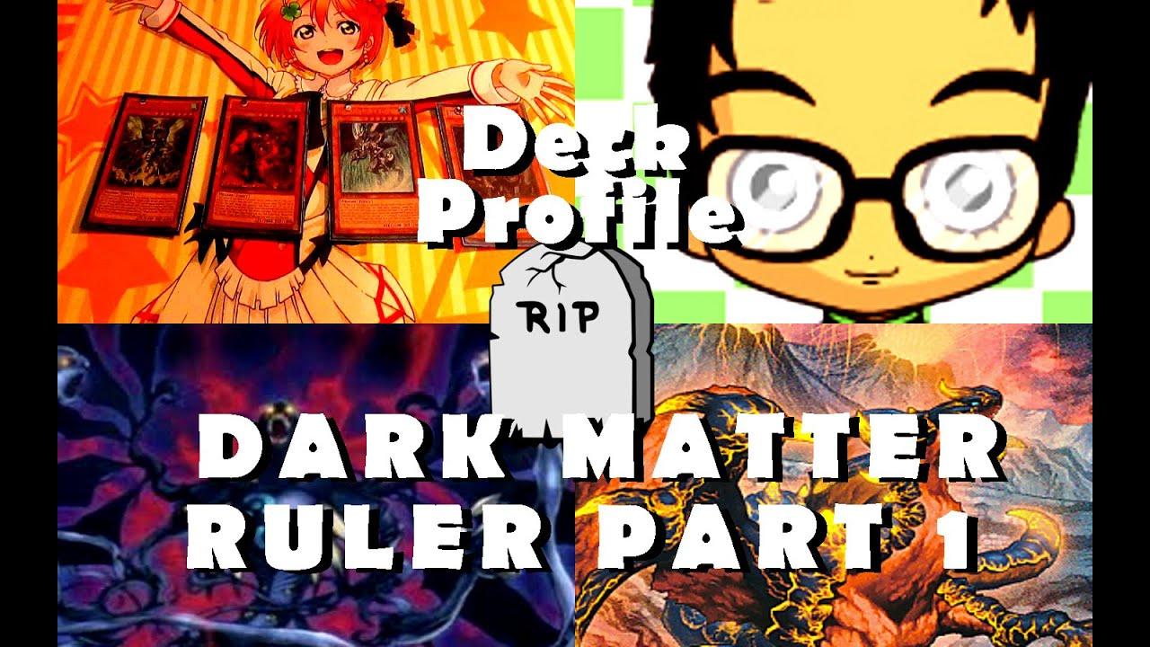 Dragon Rulers Banned Dragon Ruler Dark Matter Deck