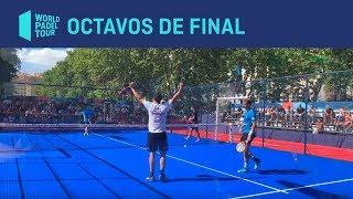 Resumen Octavos de Final (segundo turno) Valladolid Master 2019 | World Padel Tour