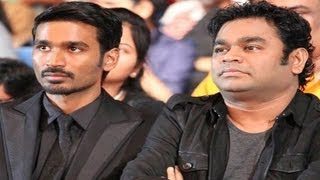 Mariyaan - 'Maryan' Tamil Movie | Dhanush and AR Rahman's special screening attracts Bollywood Celebs