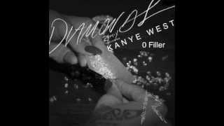 Rihanna - Diamonds (Remix) [feat. Kanye West]