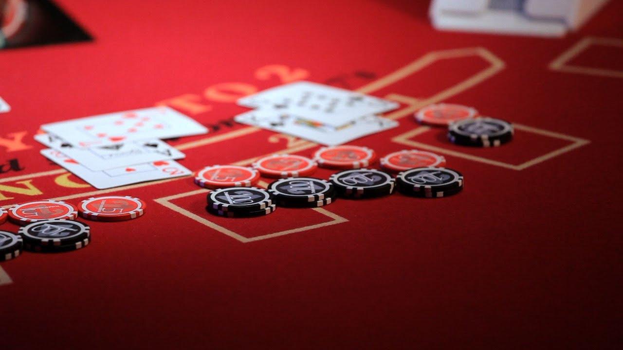 blackjack tips video