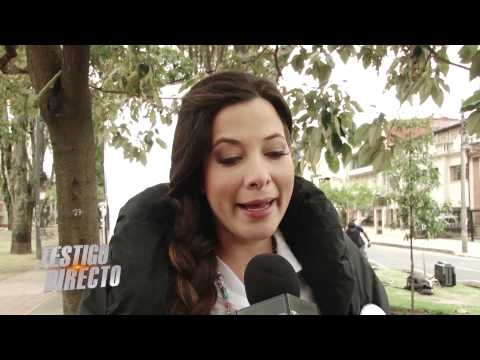 Estefania Borge habla de su trío amoroso y sus proyectos - TestigoDirecto.com