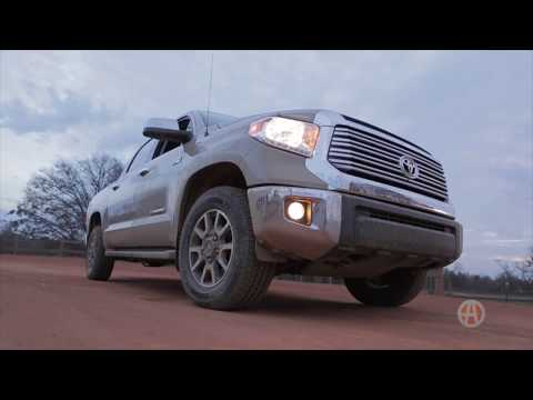 2017 Toyota Tundra   Real World Review   Autotrader