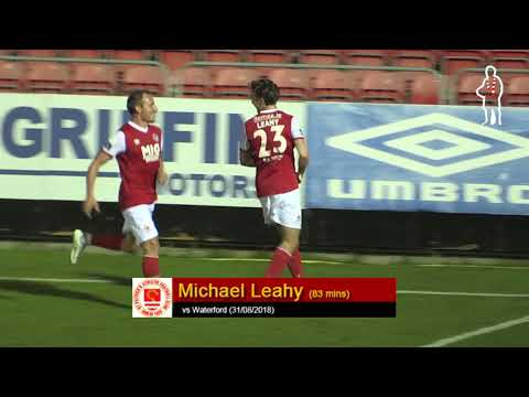 Goal: Michael Leahy (2nd vs Waterford 31/8/2018)