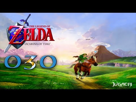 Let's Play The Legend of Zelda: Ocarina of Time #030 [Deutsch] [HD] - MORPHA ist BESIEGT!